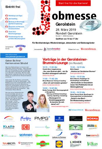 Jobmesse Gerolstein 2019
