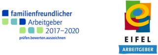Familienfreundlicher Arbeitgeber in der Eifel