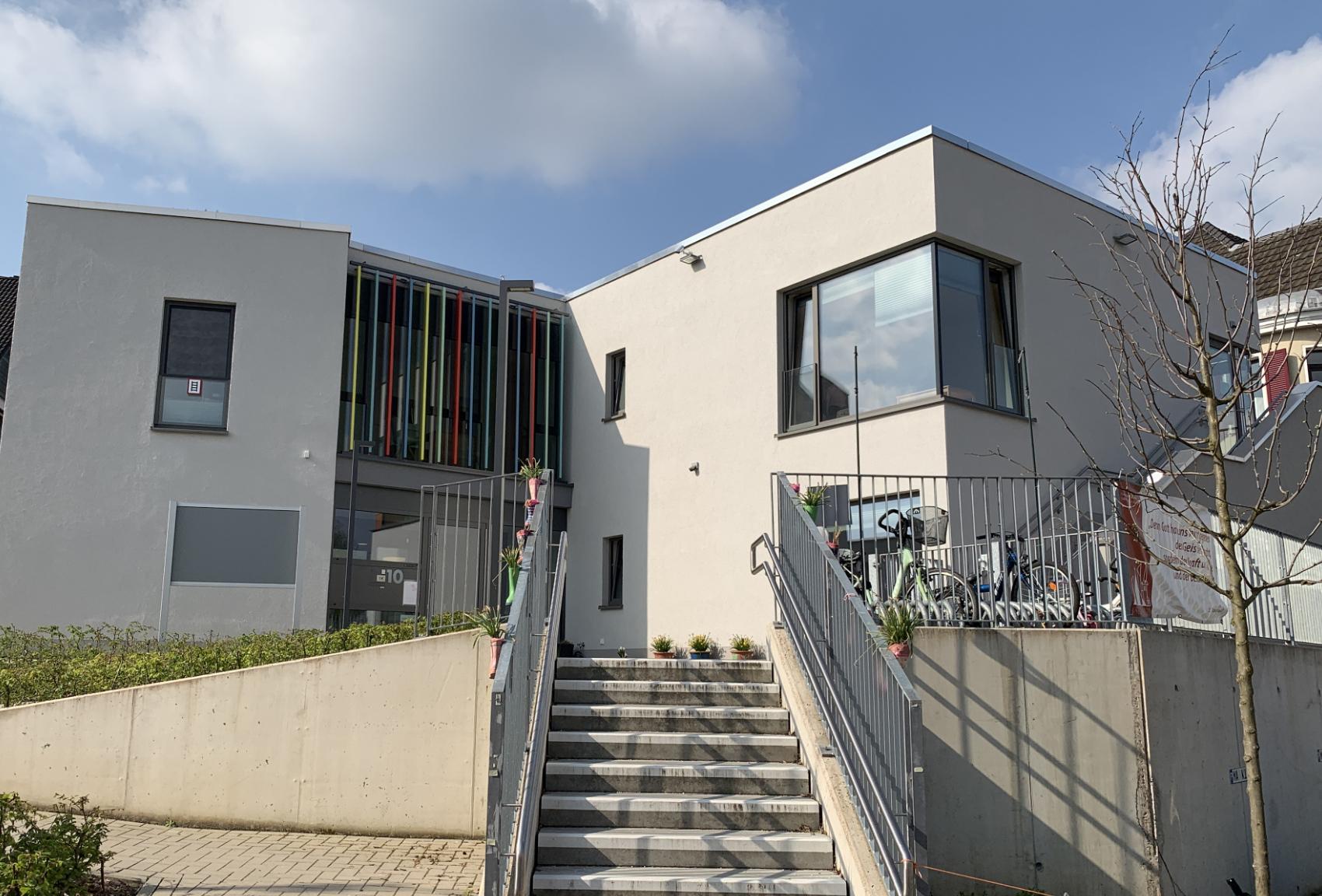 Kindertagesstätte Rösrath Haustüren & Fenster