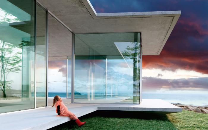 cero – Minimalistisches Fenster mit großer Wirkung