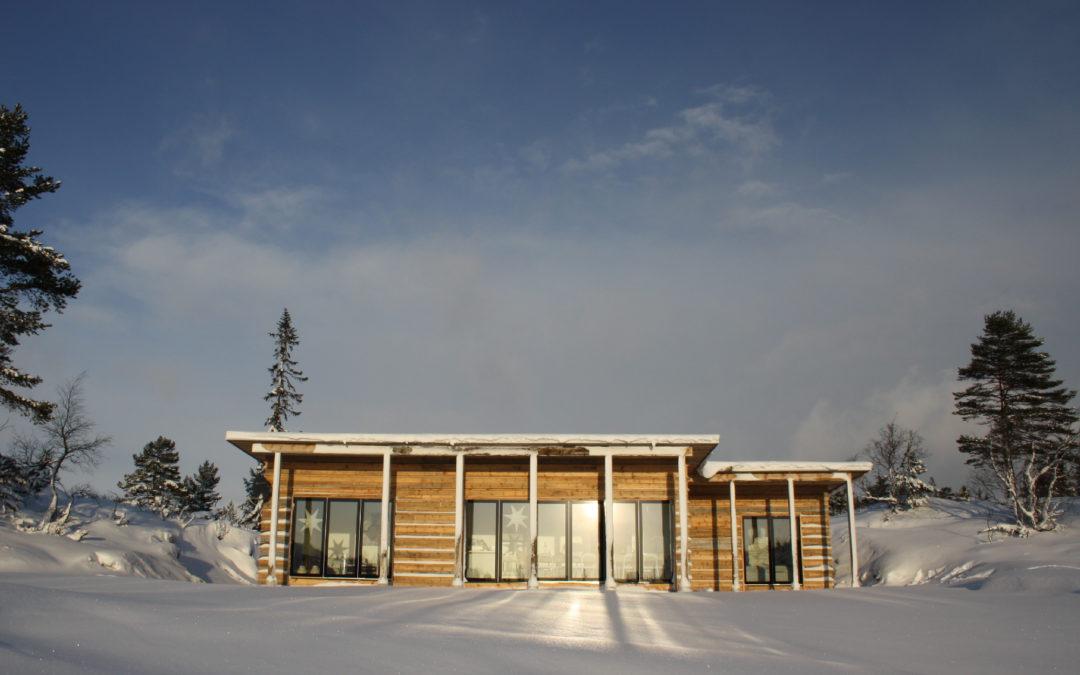 Smarte Fenster: Ultra-modernes Design trotzt rauem Klima