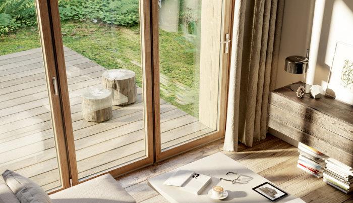 Woodline Solarlux
