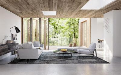 Combiline & Woodline: Schiebetür-Lösungen aus nachhaltigem Holz